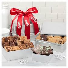 mrs fields brownies mrs fields traditional sterling bundle of treats includes 48