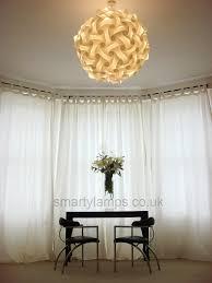 extra large white ceiling pendant lampshade elektra l amazon co