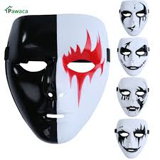 ghost face painting for halloween compare prices on ghost dancer online shopping buy low price