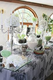 Black And White Candy Buffet Ideas by 105 Best Candy Buffets Images On Pinterest Candy Table Marriage