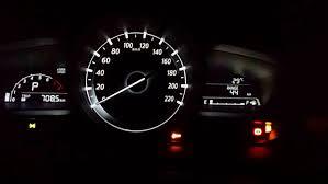mazda car range cx 3 low fuel warning u0026 distance to empty mazda cx3 forum
