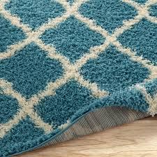 cozy2276 cozy shag contemporary moroccan trellis design soft