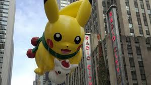 pikachu will be at the 2016 macy s thanksgiving day parade my