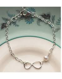 Children S Bracelets Silver Baby Bracelet U0027speechless U0027 Kaya Jewellery Uk