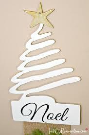 christmas card holder diy hanging christmas card holder tutorial h20bungalow