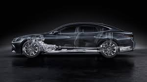 2017 naias this is the 2018 lexus ls 30 images 2017 naias this