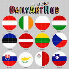 European Flags Images European Flags 2 Clip Art Set Daily Art Hub Free Clip Art Everyday