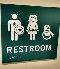 Funny Bathroom Pics 20 Most Creative Bathroom Sign Designs