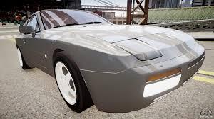 porsche 944 spoiler porsche 944 turbo for gta 4