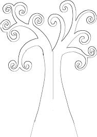 tree template pesquisa do google camp pinterest tree templates