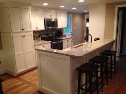 blaurock construction galley kitchen cabinet installation