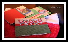 ideas and materials for diy christmas cards italian belly