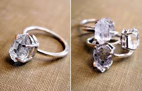 wedding band alternatives alternative engagement rings
