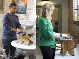 this standing laptop desk created in charlotte has already