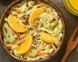 cuisiner choux blanc recette de salade vitaminée croq kilos de céleri carottes et chou