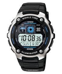 Negara Pembuat Jam Tangan Casio jam tangan casio dengan fitur illuminator jam casio jam tangan