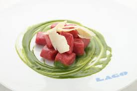 cuisine lago chef julian serrano unveils menu for lago debuting at bellagio in