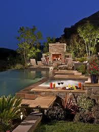 Design Your Own Backyard 60 Best Outdoor Fireplaces Images On Pinterest Outdoor