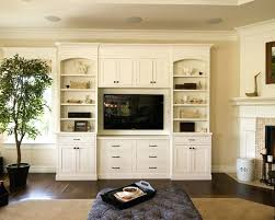 Tv Stands With Bookshelves by Bookcase Built In Bookshelves With Tv And Fireplace Built In