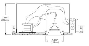 Ic Light Fixtures Low Voltage 4 Inch Recessed Light Fixtures