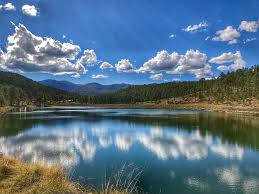 New Mexico lakes images Two ruidoso lakes you might not know about