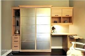 Murphy Bed Office Desk Combo Office Murphy Bed Desk Wall Bed Combo Wall Bed Home Office Combo