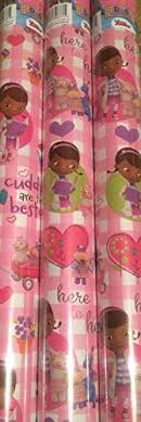 doc mcstuffins wrapping paper ry got doc mcstuffin christmas decorations for a girl room