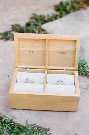 Wedding Ring Box by 15 Creative Wedding Ring Boxes For The Non Traditional Bride