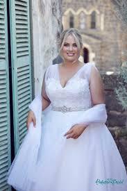 pretty wedding dresses plus size felicity bridal gowns leah s