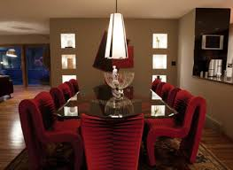 curtain ideas for a red dining room information about dining