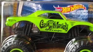 1 24 scale monster jam trucks gas monkey garage monster jam truck 1 24 scale youtube