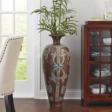 home accessories with floor vases home decoration hum