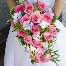 bouquets for wedding pink and white roses bouquet for wedding new ideas