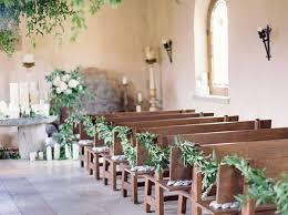 decoration eglise pour mariage cérémonie de mariage 18 idées déco inoubliables décoration