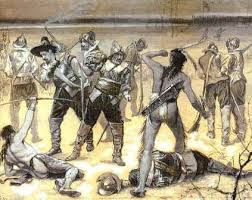 pequot war a named sson geneolgy family history nd