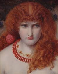 red pubic hair on women a brief survey of the most glorious redheads in art history huffpost
