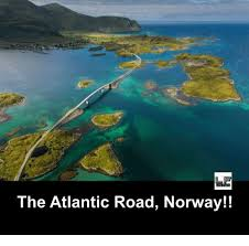 Norway Meme - the atlantic road norway meme on esmemes com