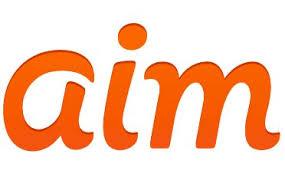 aol abandons aim u0027s yellow man logo in favor of awful corporate