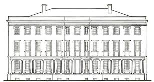 Floor Plan Of White House Residence White House Museum
