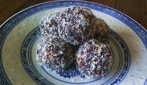 super balls u2013 a tasty raw snack recipe with super powers