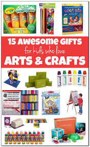 15 of the best arts and crafts gifts for kids