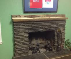 Best Way To Hide Wires From Wall Mounted Tv Run Tv Cables Above A Fireplace 6 Steps With Pictures