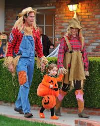 Funny Family Halloween Costume Ideas by Satyana Marie Denisof Photos Photos Alyson Hannigan And Family