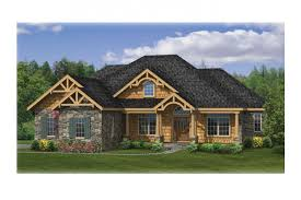 craftsman style ranch home plans comfortable craftsman ranch with bonus space hwbdo75918 craftsman