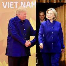 Who Wore It Better Meme - trump hillary who wore it better blank template imgflip