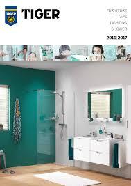 tiger bathroom design magazine 2016 furniture taps lighting shower