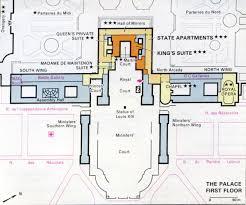 addition chateau de versailles floor plan on floor plan versailles