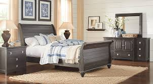 Rooms To Go Storage Bed Rustic Washed Oak Bedroom Set Roomstogo Com Bedrooom Decor