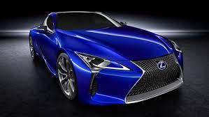 lexus lc500h gas mileage geneva motor show green car preview