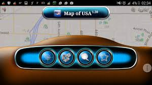 Map 0f America by Map Of Usa Android Apps On Google Play